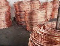 Copper Cathode (Pure Copper Wire Millberry