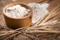 Wheat Flour, Corn Flour, Barley Flour