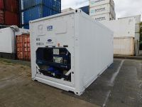 USED REFRIGERATED CONTAINER FOR SALE