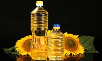 Sunflower oil (crude and refined) for sale