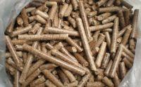 Wood pellets White Pine, Spruce Pelletes, Peeled Crust 6mm to 8mm
