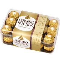 Ferrero Rocher chocolate candy brands desserts the best dairy crispy dark milk choco balls