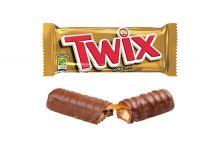 Twix Chocolate Bars - Box of 25 Pieces (25 x 50g)