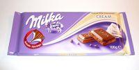 MILKA CREAM 100G CHOCOLATE
