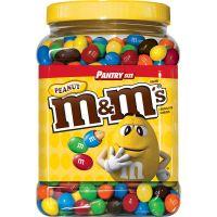 M&M candy, peanut 62 oz