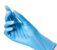Disposable nitrile / Vinyl Latex Examination Medical Gloves