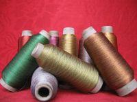 Sell kinds of metallic yarn