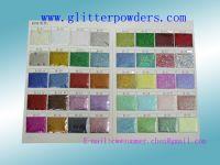 manufacture glitter