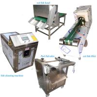 Automatic Fish Cleaning Machine fish Gutting Machine