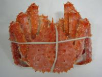 King crab whole and legs