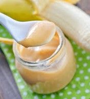 Banana Puree Baby Food Quality