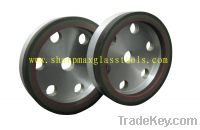 Sell 3 color resin wheel