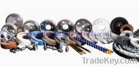 glass grinding wheel/resin wheel/diamond wheel