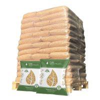 large quantity factory price tons wood pellets