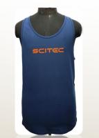 Wholesale Custom Cotton Stringer Gym Vest Fitness Singlet Workout Muscle Bodybuilding Mens Tank Top