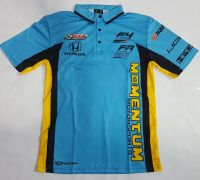 custom motorcycle racing pit crew uniform shirt racing