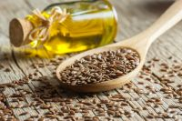 Factory direct sale Flaxseed Oil 50%-70% ALA NON-GMO omega 3 Linseed Oil