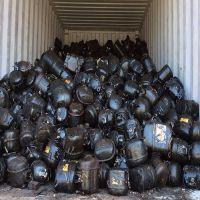 AC/Fridge Compressor Scrap Ready For Export!