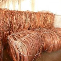 99.7%-99.99% Copper Content High purity Copper Scrap from china factory