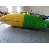 inflatable water jumping bolb Inflatable Water Jumping Bag Game For Sale  1 buyer