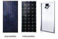 500W Monocrystalline solar panels For Home Use