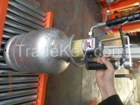 PVC Shrinking Machines for LPG Cylinder