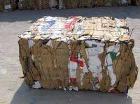 OCC Waste Paper - Paper Scraps 100% Cardboard NCC