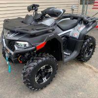 NEW 2020 CF MOTO CFORCE 600 EPS TOURING 4x4 - 2 PASSENGER ATV