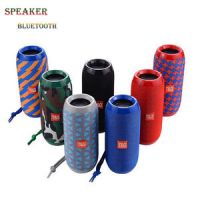 Portable Speaker Waterproof Bluetooth Speaker Outdoor Subwoofer Bass Wireless Speakers Mini Column Box Loudspeaker FM