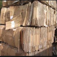 Old Corrugated Carton Waste Paper Scraps Occ