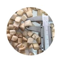 High Quality Frozen Mushroom Iqf White Champignon Mushroom Diced