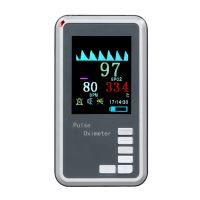 Spo2 Medical Fingertip Oximeter Pulse Pulsoximeter Price oximetro de pulso Finger Pulse Oximeter