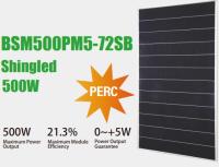 500W-Mono Solar panel