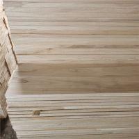 High Quality Sawn Wood Timber Paulownia Lumber Solid Wood
