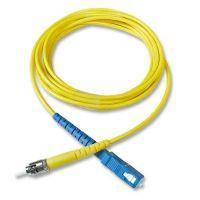MU SM Fiber optic patch cord