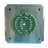fiber polishing fixture LC/APC-32