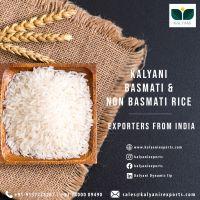 Kalyani Basmati Rice Exporter
