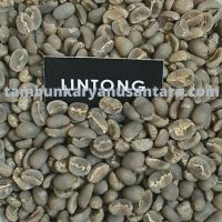 1 of 5 Our Best Arabica (Lintong) Green Beans from Sumatera, Indonesia.