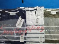 mans printed assorted label tshirt lot sell sk0203