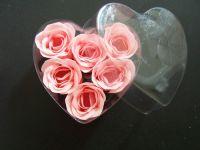 Sell soap flowers, paper soap, bath confetti