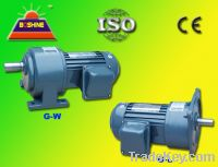 G In-line Helical Geared Motor