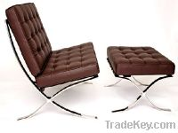 Barcelona Chair/Stool/ottoman/bench