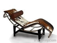 LC4 Chaise Lounge/lounge Chair(pony skin)