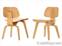 Eames  Plywood Chair wood chair dining chair