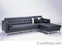 Sell Florence Knoll Corner Sofa/leather sofa