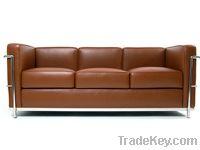 Sell Le Corbusier 2 Sofa/ leather sofa/club sofa