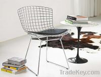 Bertoia Wire Side Chair