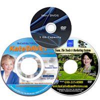 Sell Mini CD/DVD