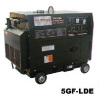 Sell silent, diesle,generator,5kw,6kwhand starter,electric starter