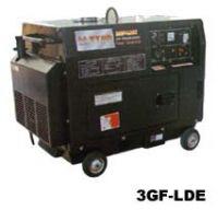 Sell 3kw, diesel generator, electric/ hand starter, open frame,silent